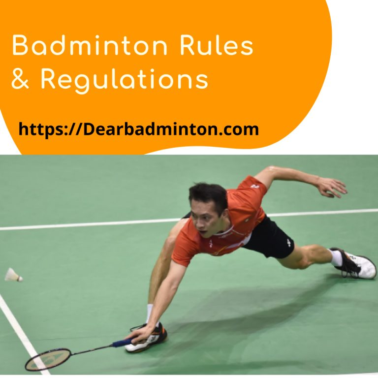 Badminton Rules & Regulations | How to Play Badminton
