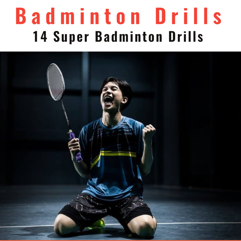 Badminton Drills | 14 Essential Drills For Super Play