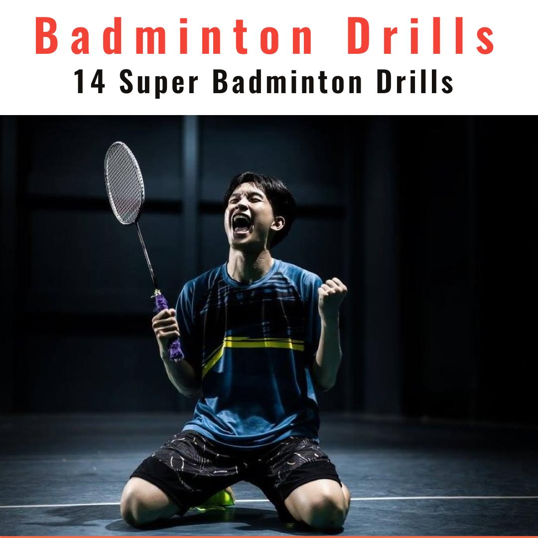 Badminton Drills,