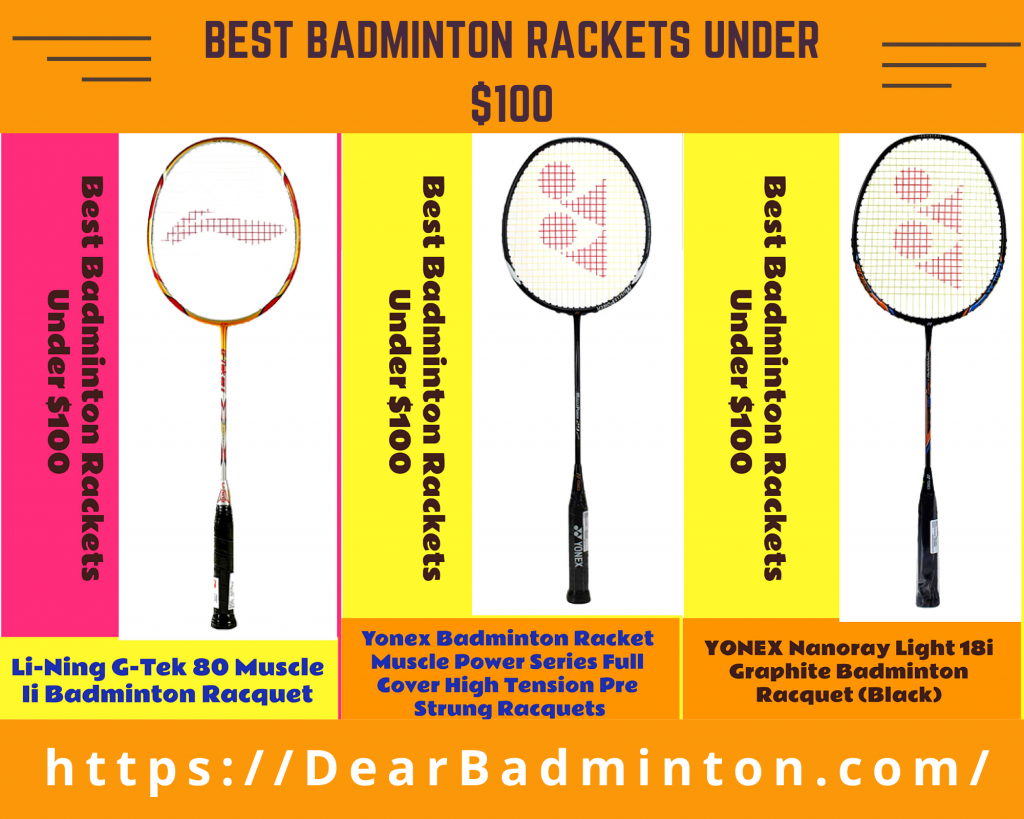 Best badminton rackets under 0, reviews, expert suggestion, buyers guide
