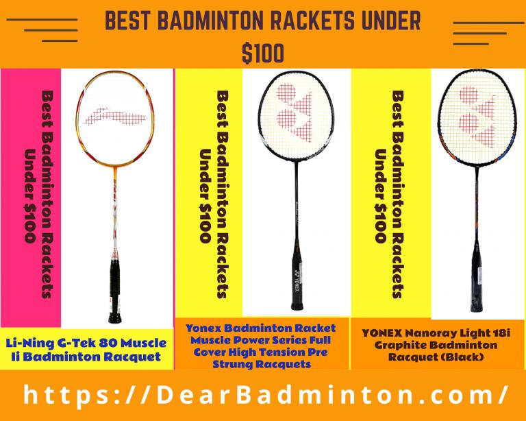 Best Badminton Rackets under 0 | Reviews & Buyers Guide