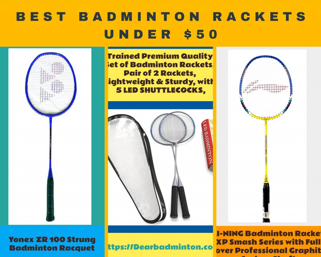 Best badminton rackets under , reviews, suggestion, expert guide