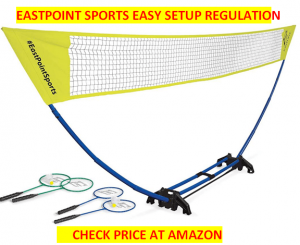 Eastpoint Sports, Best Badminton Net Set