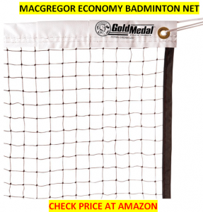 Macgregor Best Badminton Net Sets 2020