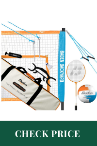 Best Complete Portable Badminton Set 2020