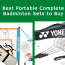 Best Portable Badminton Sets to Buy in 2020