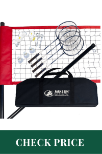 Best Complete Portable Badminton Set